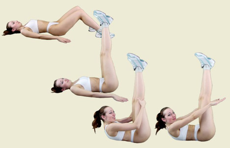 Callatetics Weight Loss Exercises